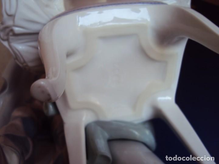 """Antigüedades: (ANT-200786)REF: """"ARLEQUÍN ENAMORADO"""" LLADRÓ (EDICIÓN LIMITADA) - Foto 38 - 211642855"""