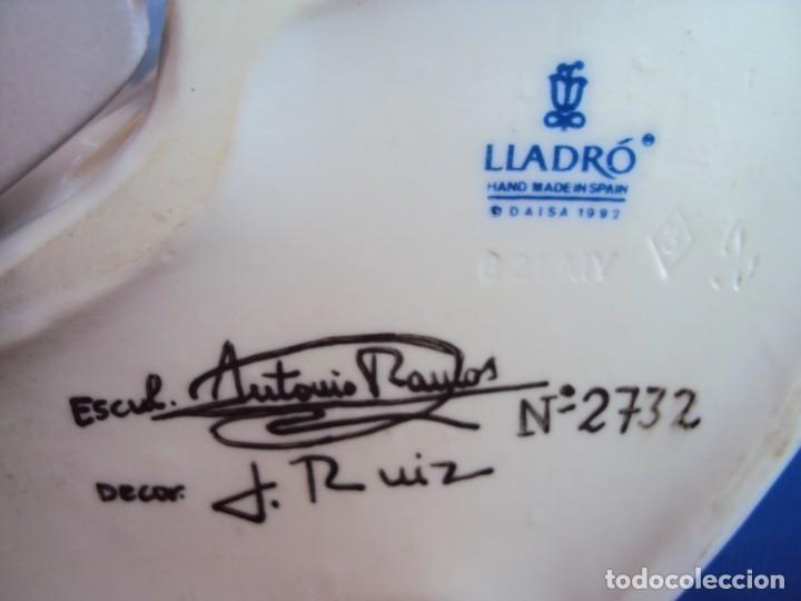 """Antigüedades: (ANT-200786)REF: """"ARLEQUÍN ENAMORADO"""" LLADRÓ (EDICIÓN LIMITADA) - Foto 40 - 211642855"""