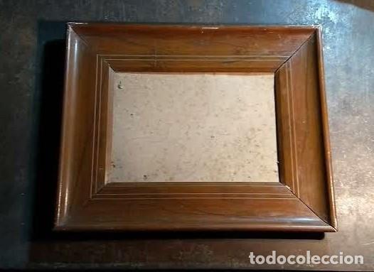 Antigüedades: Marco de madera - Foto 2 - 211696781