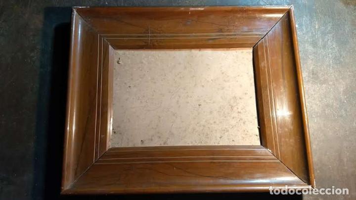 Antigüedades: Marco de madera - Foto 7 - 211696781