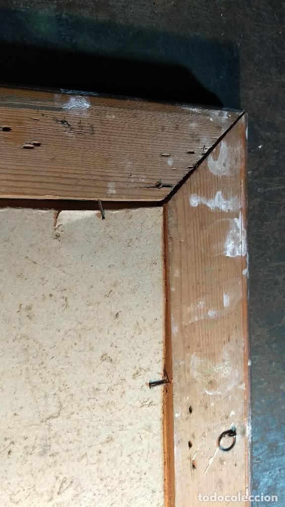 Antigüedades: Marco de madera - Foto 9 - 211696781
