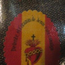 Antiguidades: DETENTE EN TELA TROQUELADA. Lote 211703783