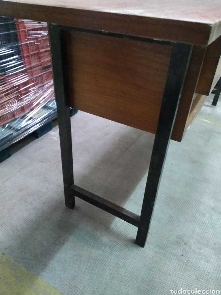 Antigüedades: Mueble tipo mostrador , recibidor , tocador , maquillaje - Foto 3 - 211723818