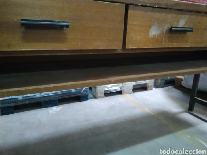 Antigüedades: Mueble tipo mostrador , recibidor , tocador , maquillaje - Foto 6 - 211723818
