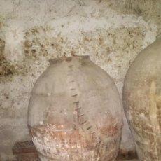 Antigüedades: TINAJA DE TERUEL, SIGLO XVIII, LAÑADA,102 CM. Lote 211724180