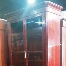 Antigüedades: GRAN APARADOR DE CAOBA. Lote 211745565
