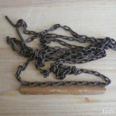 Antiquités: CADENA DE HIERRO. Lote 211897096