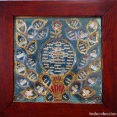 Antigüedades: GRAN RELICARIO LIGNUM CRUCIS ACOMPAÑADO DE OTRAS 104 RELIQUIAS DE SANTOS. SIGLO XVIII.. Lote 211933511
