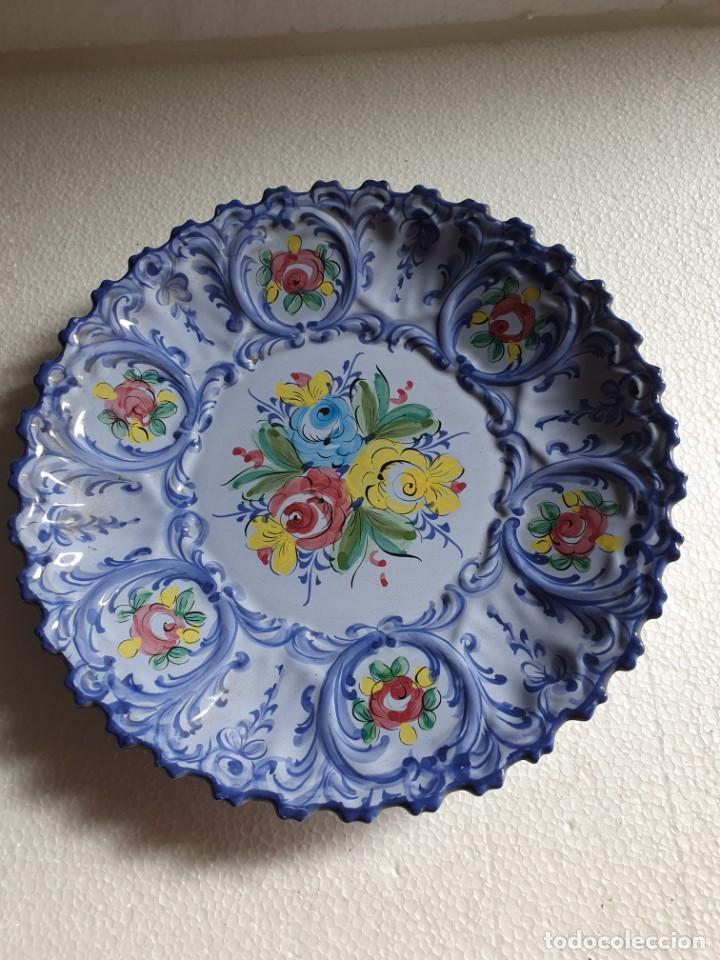 PLATO PORTUGES (Antigüedades - Porcelanas y Cerámicas - Otras)