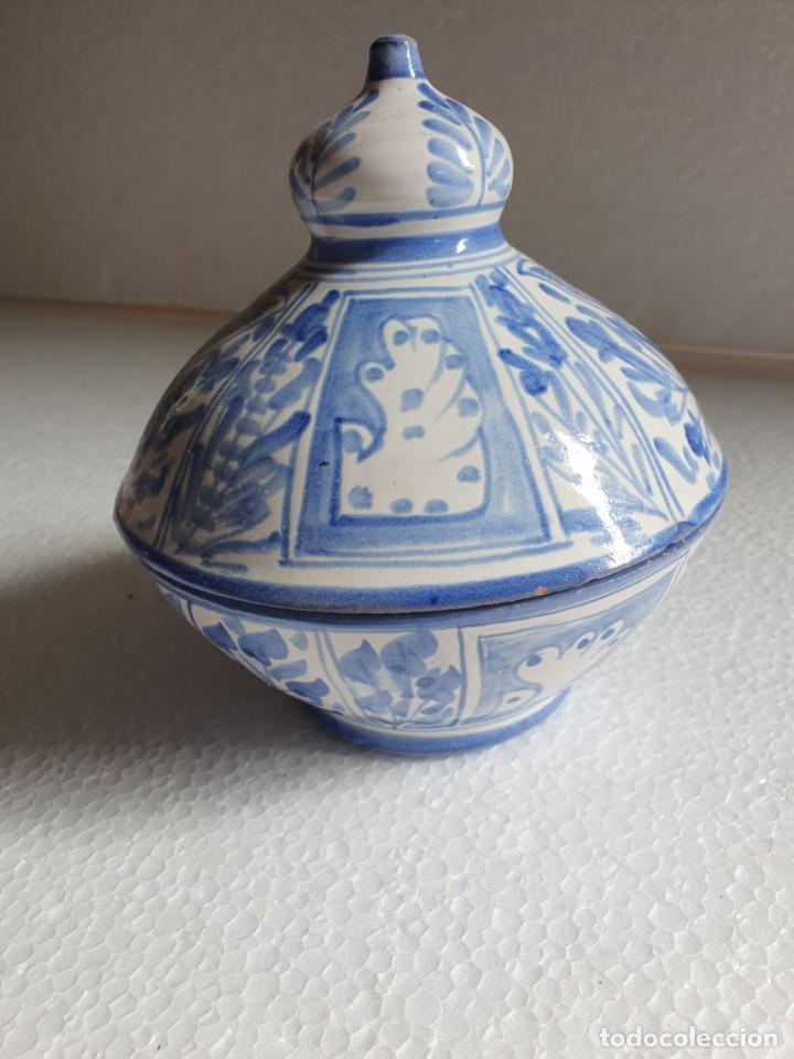 AZUCARERO CERAMICA DE MUEL HNOS.R (Antigüedades - Porcelanas y Cerámicas - Otras)