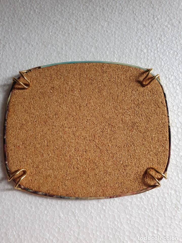 Antigüedades: BANDEJA POSA FUENTES - Foto 3 - 211940941