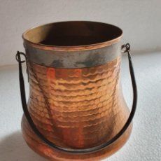 Antigüedades: PUCHERO COBRE. Lote 211941050