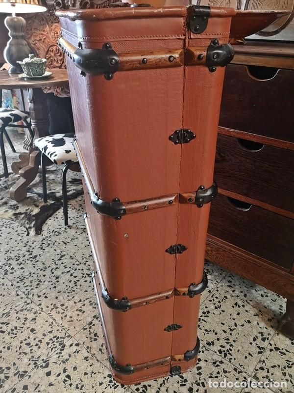 Antigüedades: Baúl de Viaje - Foto 8 - 211947986