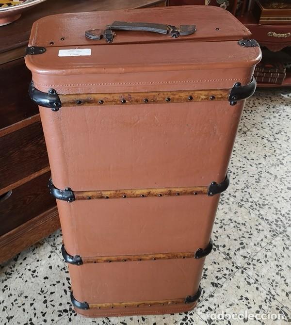 Antigüedades: Baúl de Viaje - Foto 10 - 211947986