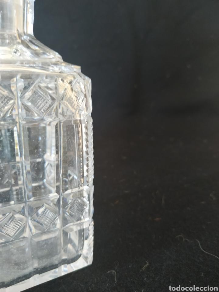 Antigüedades: Perfumero de tocador .Cristal tallado.1925-30 - Foto 12 - 212016082