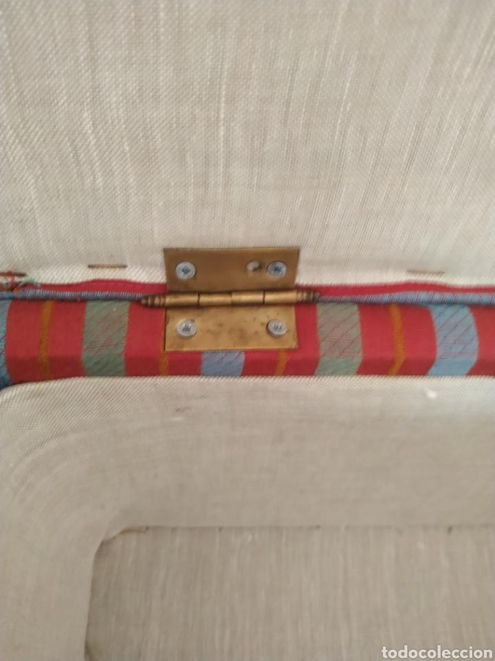 Antigüedades: Elegante Cofre-escabel actual .Sin uso - Foto 7 - 212018113