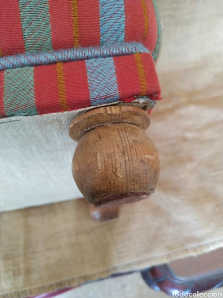 Antigüedades: Elegante Cofre-escabel actual .Sin uso - Foto 15 - 212018113