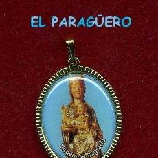 Antigüedades: MEDALLA ORO DE LA VIRGEN DEL SAGRARIO - Nº1. Lote 212037125