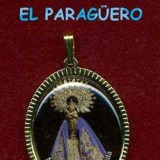 Antigüedades: MEDALLA ORO DE NUESTRA SEÑORA DE LA BIEN APARECIDA - Nº19. Lote 212039900