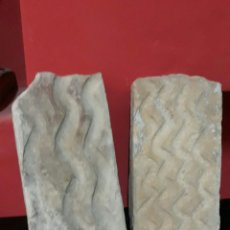 Antigüedades: ANTIGUOS LADRILLOS ,CERAMICA SIGLO XVIII. Lote 212056086