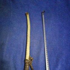 Antiquités: FUSTA PARA CABALLO ANTIGUA. Lote 212080460