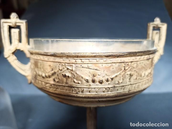 Antigüedades: Antigua quesera - Foto 5 - 212090353