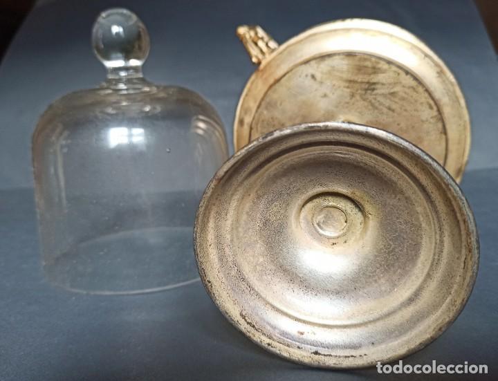 Antigüedades: Antigua quesera - Foto 6 - 212090353