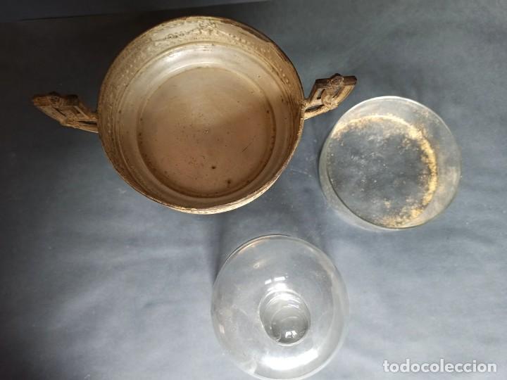 Antigüedades: Antigua quesera - Foto 10 - 212090353
