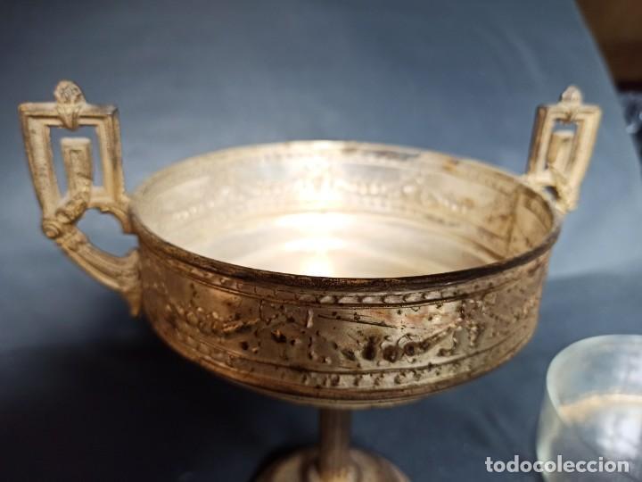 Antigüedades: Antigua quesera - Foto 11 - 212090353