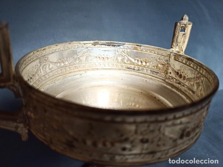 Antigüedades: Antigua quesera - Foto 12 - 212090353