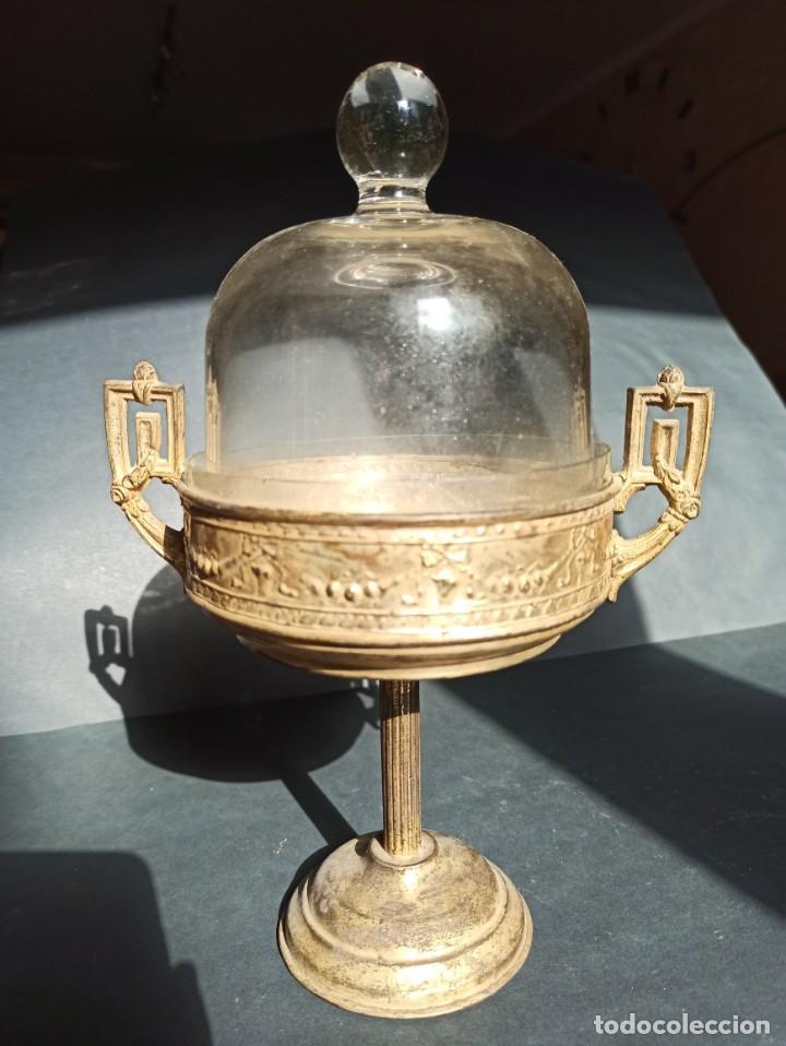 Antigüedades: Antigua quesera - Foto 19 - 212090353