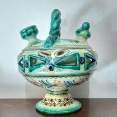 Antigüedades: ANTIGUO BOTIJO - PUENTE DEL ARZOBISPO - VER FOTOS. Lote 212124118