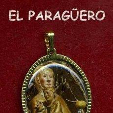 Antigüedades: MEDALLA ORO DE NUESTRA SEÑORA DE VALVANERA - Nº76. Lote 212134562