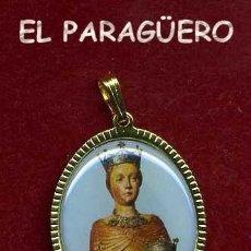 Antigüedades: MEDALLA ORO DE NUESTRA SEÑORA DE LA MERCED - Nº77. Lote 212134608