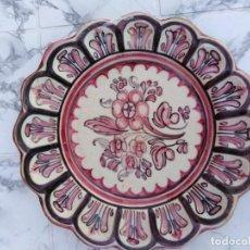 Antigüedades: PLATO CERÁMICA. Lote 212157572