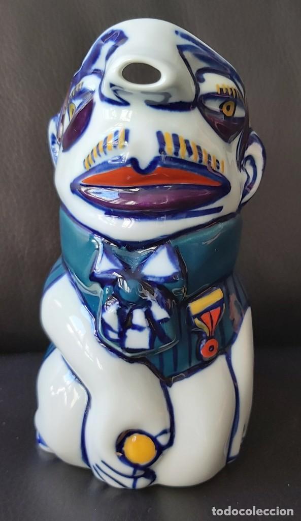 Antigüedades: Jarra Vicios Castro Gabarolarse.Diseño de Isaac Diaz Pardo - Foto 18 - 209094606