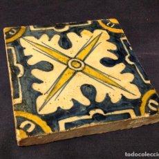 Antigüedades: RAJOLA VALENCIANA, S. XVII. Lote 212185612