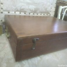 Antigüedades: CAJA DE PINTOR. Lote 212195032