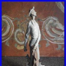 Antigüedades: FIGURA DE PORCELANA DE LLADRO DON QUIJOTE MOD.854. Lote 212208546