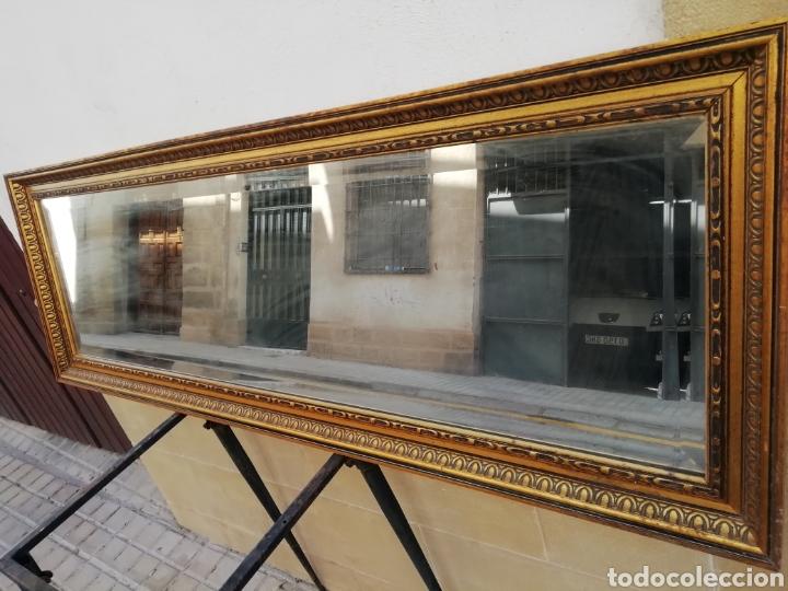 ESPEJO DORADO (Antigüedades - Muebles Antiguos - Espejos Antiguos)