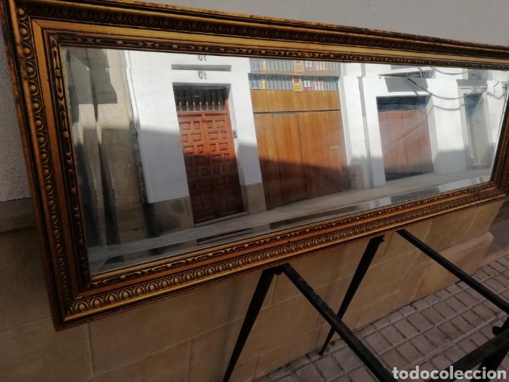 Antigüedades: Espejo dorado - Foto 2 - 212261195