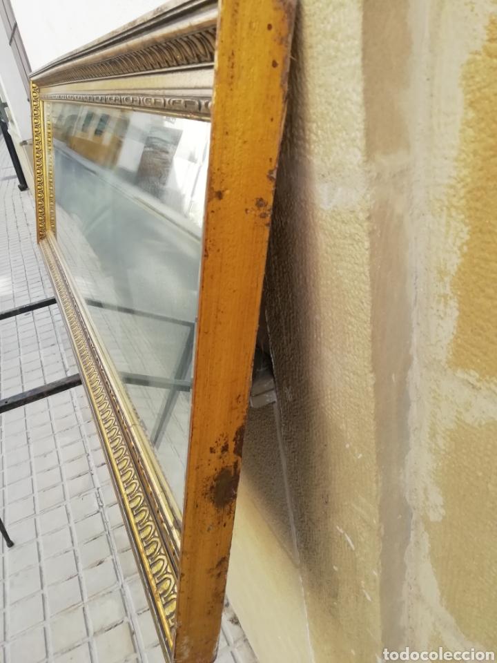 Antigüedades: Espejo dorado - Foto 3 - 212261195