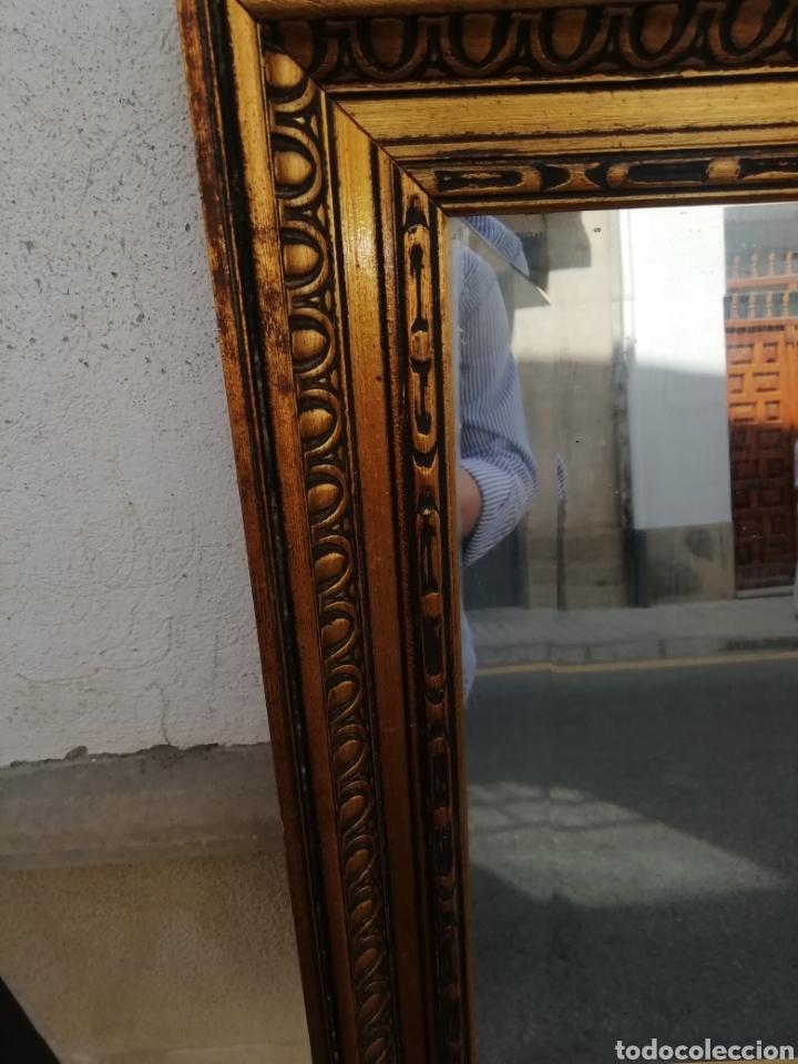 Antigüedades: Espejo dorado - Foto 4 - 212261195