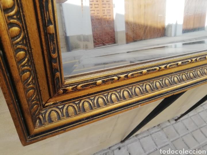 Antigüedades: Espejo dorado - Foto 6 - 212261195