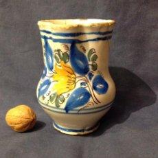 Antiquités: PEQUEÑA JARRITA MANISES, S XIX. Lote 212280950