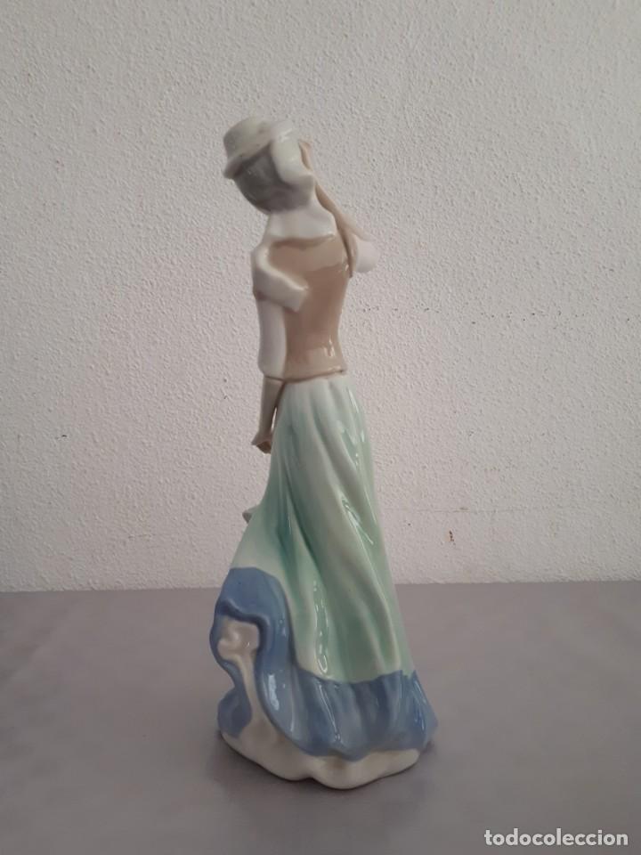 Antigüedades: Estatua de porcelana TG TENORA - Foto 3 - 212348728
