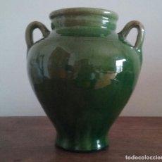 Antigüedades: TITO UBEDA .ORZA O CANTARO . 23CM ALTURA. ÚBEDA (JAEN). Lote 212402983