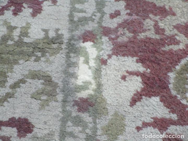 Antigüedades: Alfombra en Lana Pura - Ancho 140 cm - Largo 205 cm - Foto 6 - 212480207