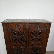 Antigüedades: TAQUILLON CASTAÑO. Lote 212544946