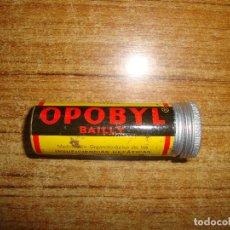 Antigüedades: (REF-002) FARMACIA MEDICAMENTO OPOBYL. Lote 212551446